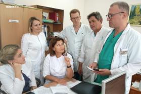 Новый подход к лечению онкопатологий позволил врачам областного онкодиспансера проводить сложнейшие операции