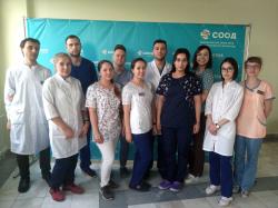 Онкологическая служба Свердловской области пополнилась новыми кадрами