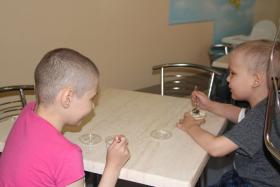 «Уникальное лакомство» стали готовить в Центре детской онкологии и гематологии для пациентов