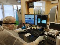 Телеконсультации помогают врачам свердловских ковидных госпиталей бороться с COVID-19