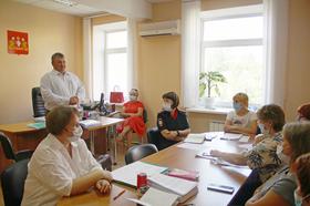Специалисты «Урала без наркотиков» приняли участие в совещании комиссии по делам несовершеннолетних