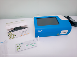 В Ревде появилось новое оборудование в клинико-диагностической лаборатории